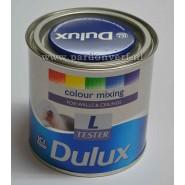 Dulux muurverf mat 0,25 lt.