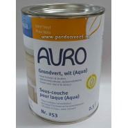 Auro grondverf  aqua 2,5 lt.