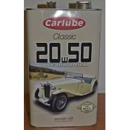 Klassieke motorolie 20W50 4,5 liter
