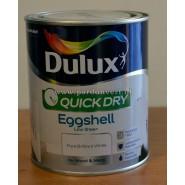 Dulux eggshell wit/pbw 750 ml