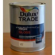 Dulux hoogglans 1 liter