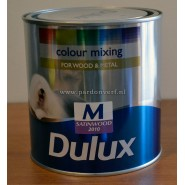 Dulux zijdeglans waterbasis 1 liter