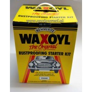 Waxoyl Starterkit